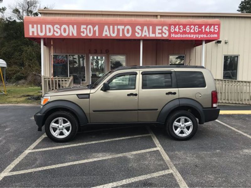 2007 Dodge Nitro SXT | Myrtle Beach, South Carolina | Hudson Auto Sales in Myrtle Beach South Carolina