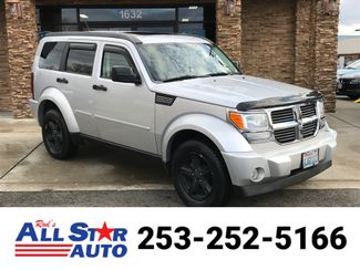 2007 Dodge Nitro SLT 4WD in Puyallup Washington, 98371