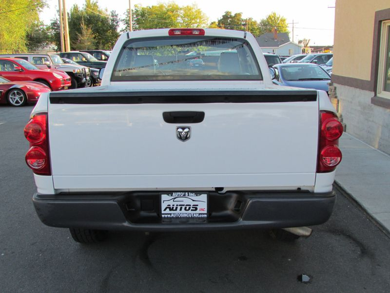 2007 Dodge Ram 1500 ST Pick Up  city Utah  Autos Inc  in , Utah