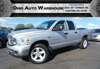 2007 Dodge Ram 1500 SLT 4x4 HEMI 1-Owner Clean Carfax We Finance | Canton, Ohio | Ohio Auto Warehouse LLC in Canton Ohio