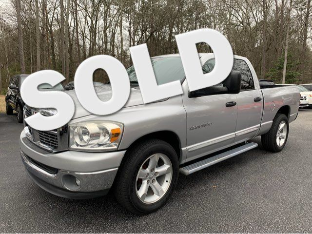 2007 Dodge Ram 1500 SLT Dallas, Georgia
