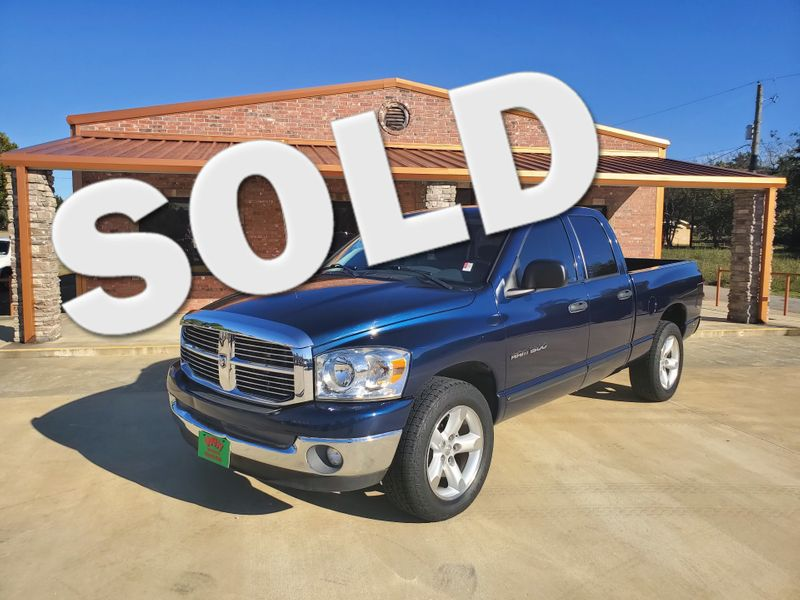 2007 Dodge Ram 1500 SLT | Gilmer, TX | Win Auto Center, LLC in Gilmer TX