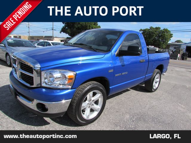 2007 Dodge Ram 1500 SLT in Largo, Florida 33773