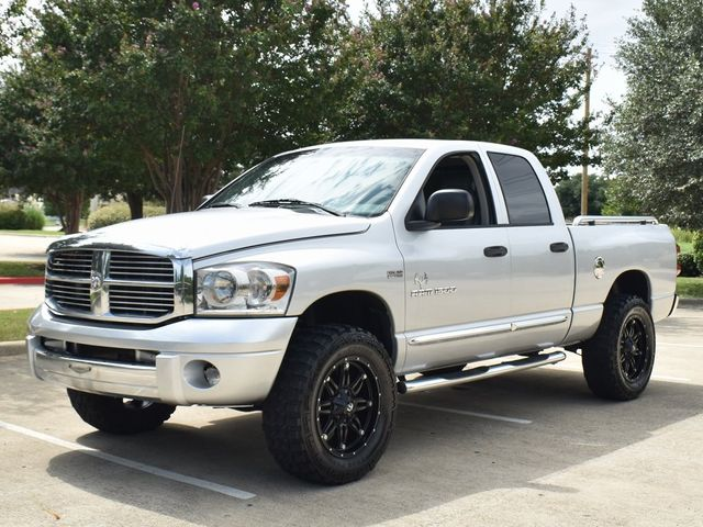 2007 Dodge Ram 1500 Laramie LIFT/CUSTOM WHEELS AND TIRES in McKinney, Texas 75070