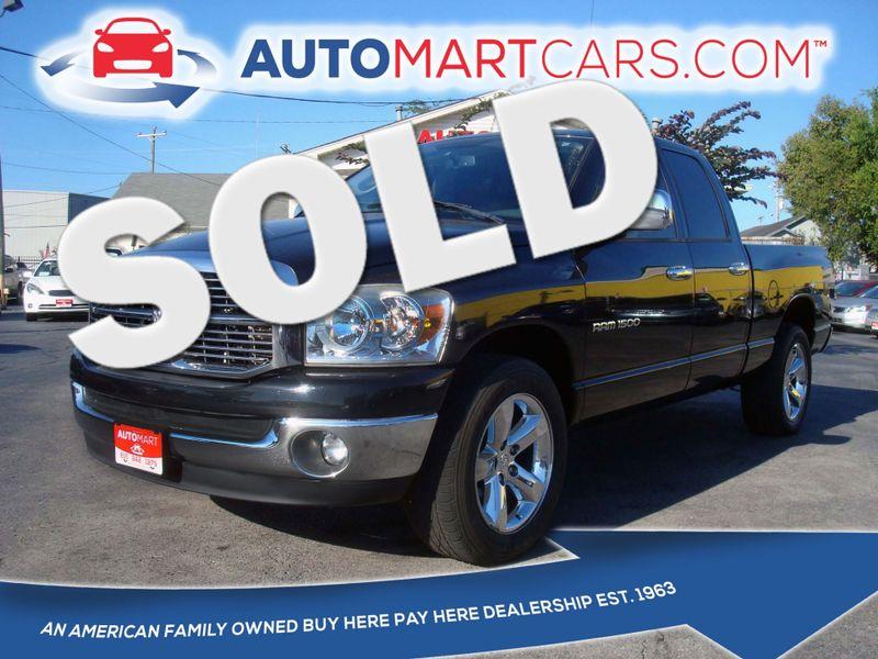 2007 Dodge Ram 1500 SLT   Nashville, Tennessee   Auto Mart Used Cars Inc. in Nashville Tennessee