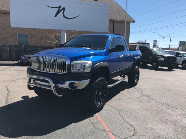 2007 Dodge Ram 1500 TRX4 in Oklahoma City OK