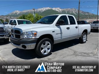 2007 Dodge Ram 1500 ST | Orem, Utah | Utah Motor Company in  Utah