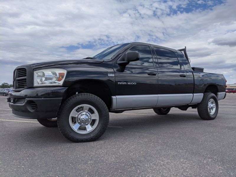 2007 Dodge Ram 1500 SLT Mega Cab 4X4  Fultons Used Cars Inc  in , Colorado