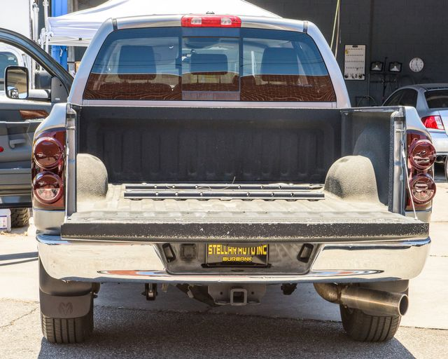 2007 Dodge Ram 2500 Laramie Burbank, CA 9