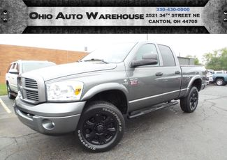 2007 Dodge Ram 2500 SLT 4X4 Quad CUMMINS TURBO Diesel 69k We Finance | Canton, Ohio | Ohio Auto Warehouse LLC in Canton Ohio