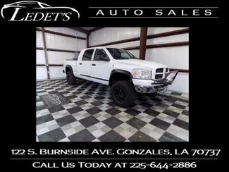 2007 Dodge Ram 2500 SLT - Ledet's Auto Sales Gonzales_state_zip in Gonzales