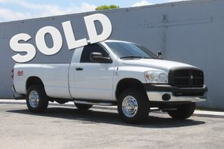 2007 Dodge Ram 2500 ST Hollywood, Florida