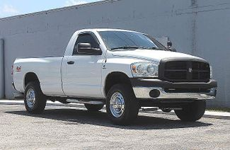 2007 Dodge Ram 2500 ST Hollywood, Florida 1