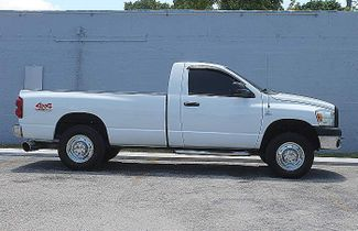 2007 Dodge Ram 2500 ST Hollywood, Florida 3