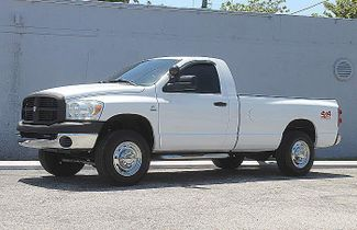 2007 Dodge Ram 2500 ST Hollywood, Florida 40