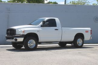2007 Dodge Ram 2500 ST Hollywood, Florida 32