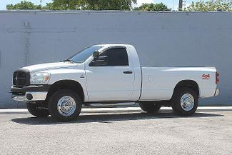 2007 Dodge Ram 2500 ST Hollywood, Florida 23