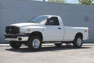 2007 Dodge Ram 2500 ST Hollywood, Florida 10