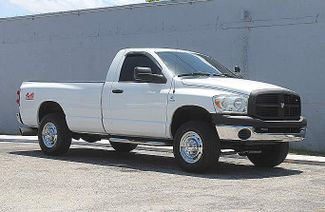 2007 Dodge Ram 2500 ST Hollywood, Florida 22