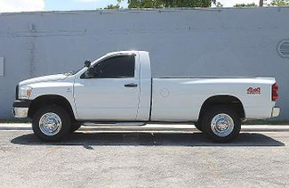 2007 Dodge Ram 2500 ST Hollywood, Florida 9