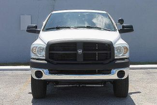 2007 Dodge Ram 2500 ST Hollywood, Florida 59