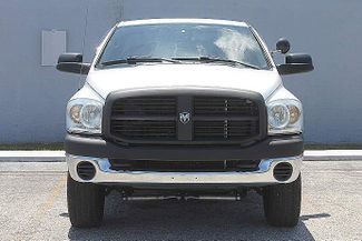 2007 Dodge Ram 2500 ST Hollywood, Florida 12