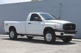 2007 Dodge Ram 2500 ST Hollywood, Florida 31