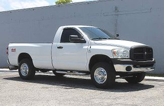 2007 Dodge Ram 2500 ST Hollywood, Florida 39