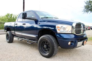 2007 Dodge Ram 2500 Laramie Quad Cab 4X4 5.9L Cummins Diesel 6 Speed Manual in Sealy, Texas 77474