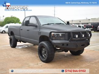 2007 Dodge Ram 2500 SLT LIFT/CUSTOM WHEELS AND TIRES in McKinney, Texas 75070