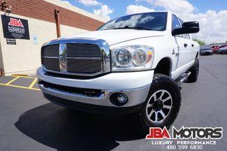 2007 Dodge Ram 2500 SLT Mega Cab 5.9L Cummins Diesel 4x4 4WD | MESA, AZ | JBA MOTORS in Mesa AZ