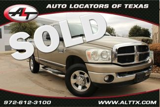 2007 Dodge Ram 2500 SLT   Plano, TX   Consign My Vehicle in  TX