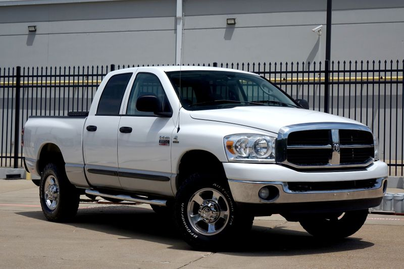 2007 Dodge Ram 2500 SLT*6.7 Cummins Diesel*Only  | Plano, TX | Carrick's Autos in Plano TX