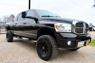 2007 Dodge Ram 2500 Laramie Mega Cab 6.7L Cummins Diesel ATS Transmission Loaded Sealy, Texas