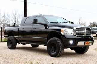2007 Dodge Ram 2500 Laramie Mega Cab 6.7L Cummins Diesel ATS Transmission Loaded Sealy, Texas 1