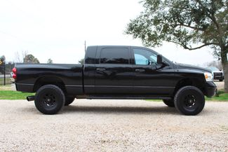 2007 Dodge Ram 2500 Laramie Mega Cab 6.7L Cummins Diesel ATS Transmission Loaded Sealy, Texas 12
