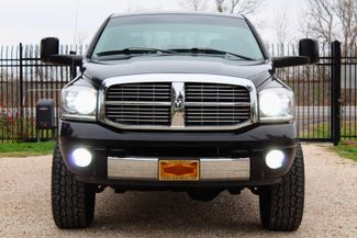 2007 Dodge Ram 2500 Laramie Mega Cab 6.7L Cummins Diesel ATS Transmission Loaded Sealy, Texas 3