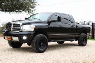 2007 Dodge Ram 2500 Laramie Mega Cab 6.7L Cummins Diesel ATS Transmission Loaded Sealy, Texas 5