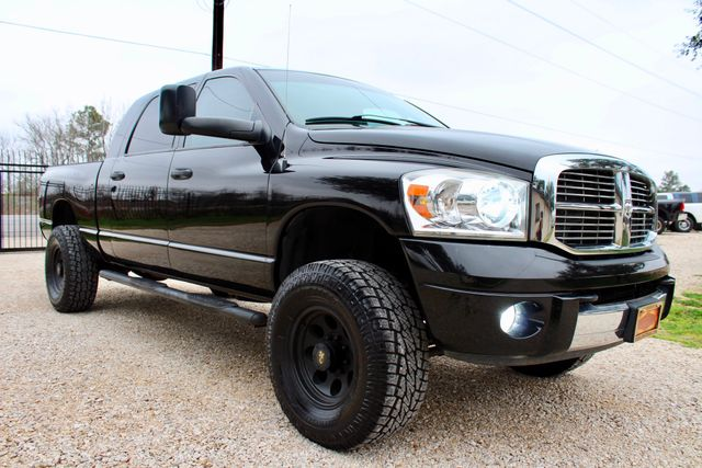 2007 Dodge Ram 2500 Laramie Mega Cab 6.7L Cummins Diesel ATS Transmission Loaded