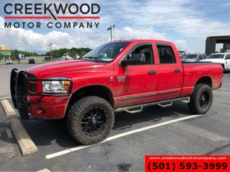 2007 Dodge Ram 2500 SLT 4x4 5.9 Cummins Diesel Red Lifted Extras CLEAN in Searcy, AR 72143