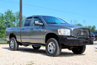 2007 Dodge Ram 2500 SLT Quad Cab 4X4 5.9L Cummins Diesel Auto Sealy, Texas 1