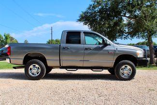 2007 Dodge Ram 2500 SLT Quad Cab 4X4 5.9L Cummins Diesel Auto Sealy, Texas 12