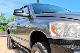 2007 Dodge Ram 2500 SLT Quad Cab 4X4 5.9L Cummins Diesel Auto Sealy, Texas 2