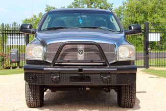 2007 Dodge Ram 2500 SLT Quad Cab 4X4 5.9L Cummins Diesel Auto Sealy, Texas 3