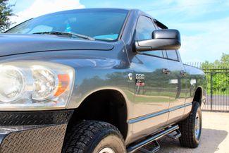 2007 Dodge Ram 2500 SLT Quad Cab 4X4 5.9L Cummins Diesel Auto Sealy, Texas 4