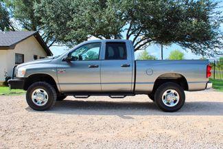 2007 Dodge Ram 2500 SLT Quad Cab 4X4 5.9L Cummins Diesel Auto Sealy, Texas 6