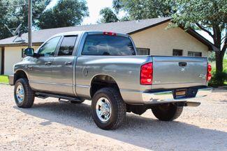 2007 Dodge Ram 2500 SLT Quad Cab 4X4 5.9L Cummins Diesel Auto Sealy, Texas 7