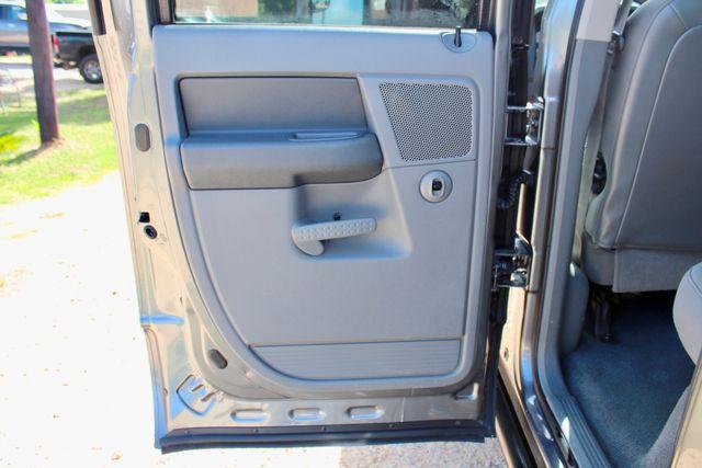 2007 Dodge Ram 2500 SLT Quad Cab 4X4 5.9L Cummins Diesel Auto Sealy, Texas 38