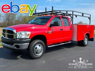 2007 Dodge Ram 3500 4x4 6.7L DIESEL CREW DRW W/T UTILITY LOW MILES in Woodbury, New Jersey 08093