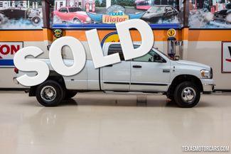 2007 Dodge Ram 3500 SLT 4X4 Dually in Addison Texas, 75001